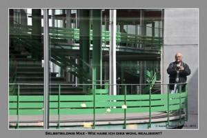 Basel MUBA: Selbstbildnis