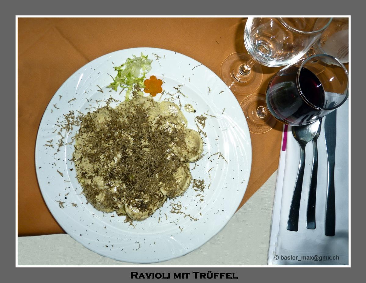 Schwarzer Trüffel aus Istrien