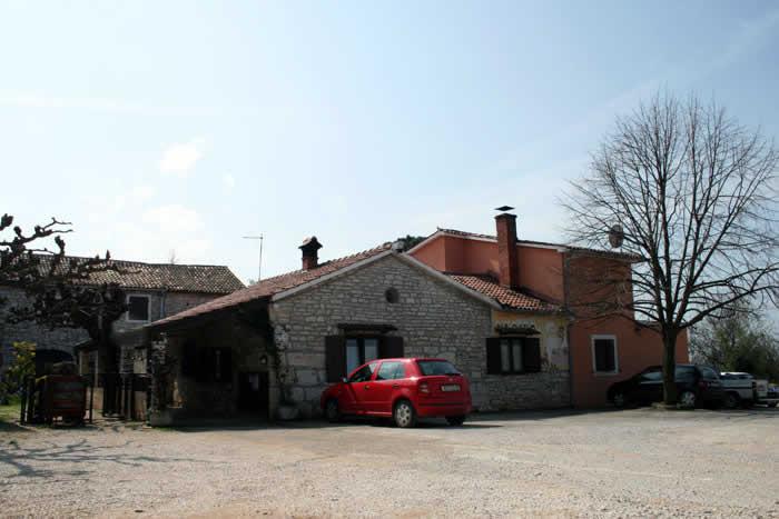 Konoba Malo Selo in Fratrja