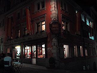 Die Bodega Espanol im Niederdorf (Zürich)