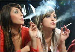 Rauchen ist eine Sucht