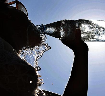 Wasser brauchen wir zum Leben