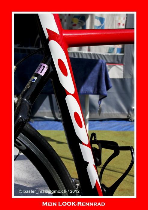 Mein Look Rennrad