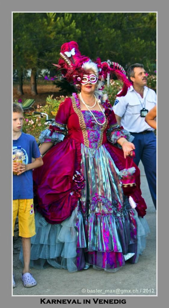 """""""Karneval in Venedig"""" auf Solaris"""