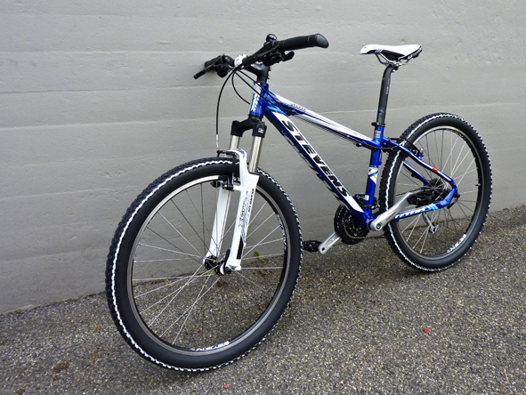 Mountain-Bike Stevens 3S Mod.2012
