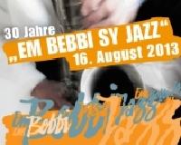 """Signet """"Em Bebbi sy Jazz""""net zu"""