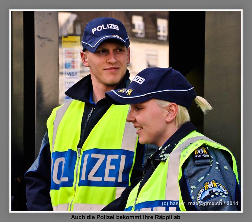 Die Polizei Dein Freund und Helfer