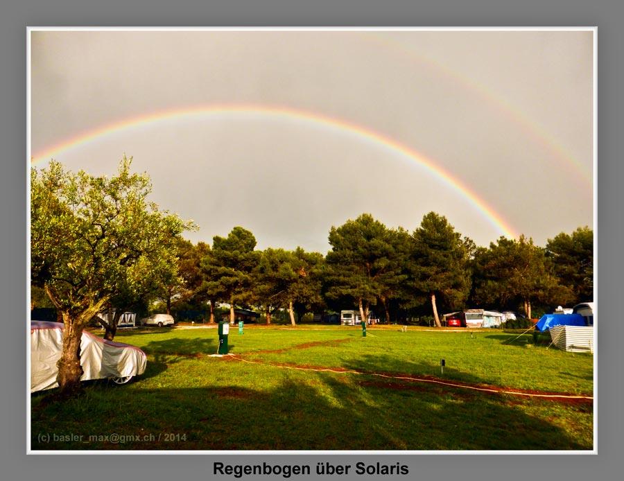 Solaris Regenbogen