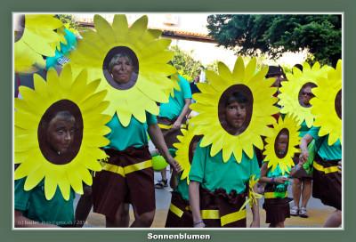 Carnival of Solaris: Sonnenblumen