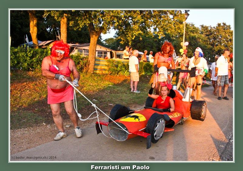 Carnival of Solaris: Ferraristi