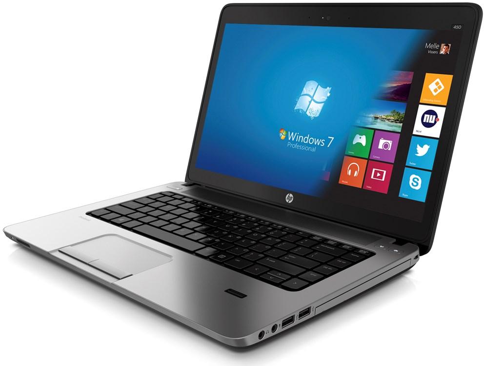 Mein neuer Notebook: HP ProBook 450 G1