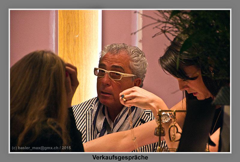 Schmuck, Uhren, Designer, MUBA, Baselworld, Ausstellung