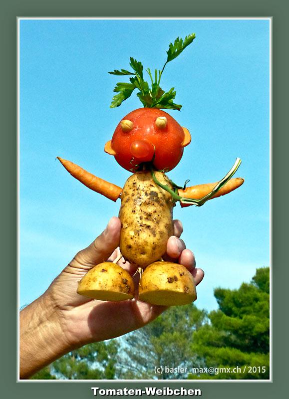 Solaris Kartoffelweibchen von Eveline