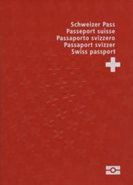 Mein Schweizer Pass