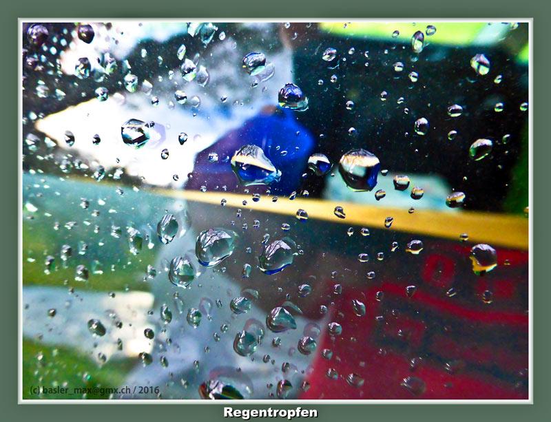 Solaris Es regnet
