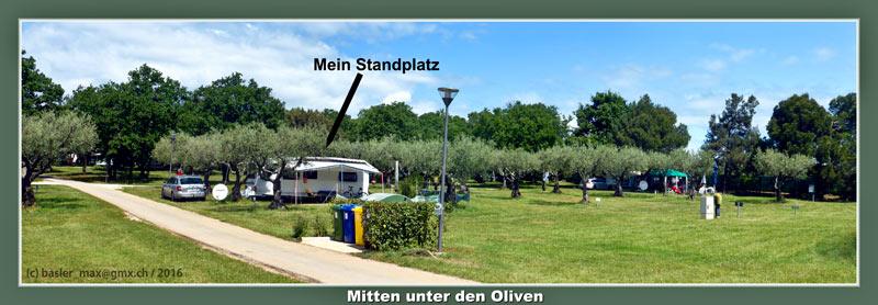Solaris Hobby Standplatz