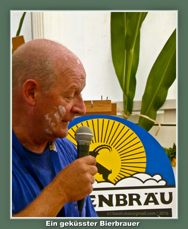 10./11. Sept. 2016: Brauifest Sonnenbräu: Charakterköpfe