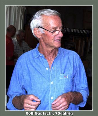 21. Aug. 2003: Rolf Gautschi