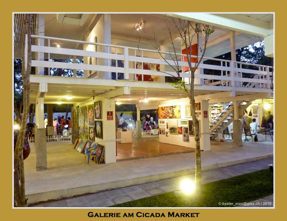 Bilder-Galerie auf dem Cicada-Market
