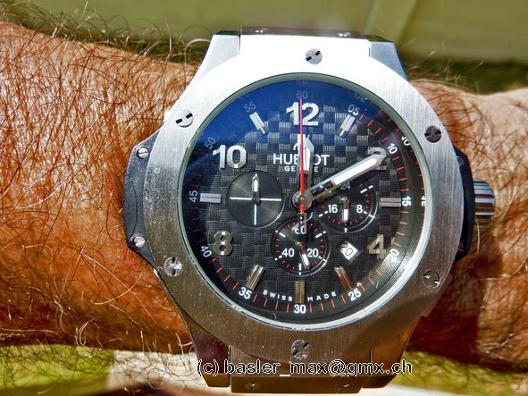 "HUBLOT ""Big Bang King 322"""