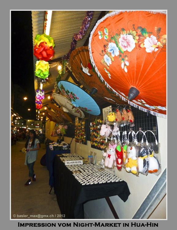 Hua-Hin Night Market Restaurants