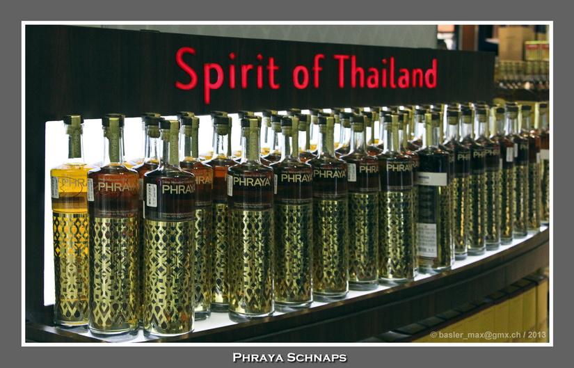 Bangkok Flughafen Suvarnabhurni