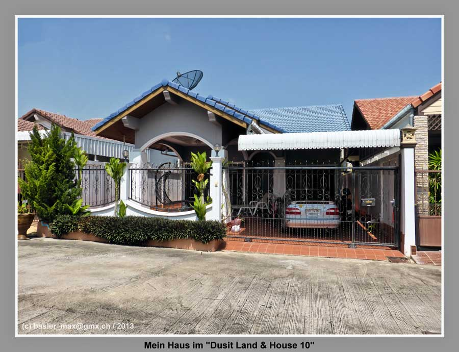 "Mein Haus Soi94 in Hua-Hin ""Dusit Land & House 10"""