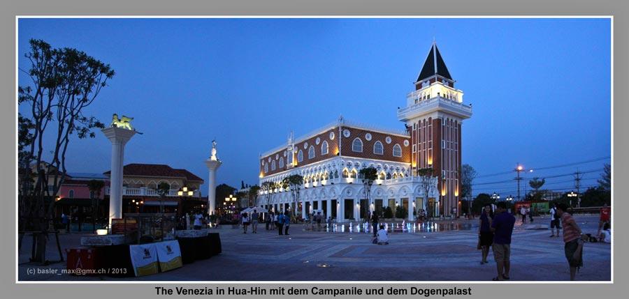 Hua-Hin Venezia