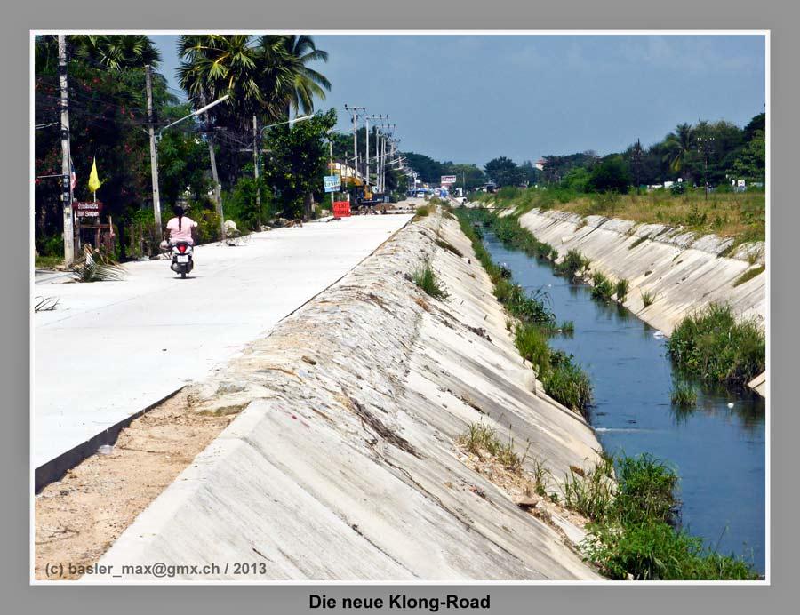 Hua-Hin Klong Strasse
