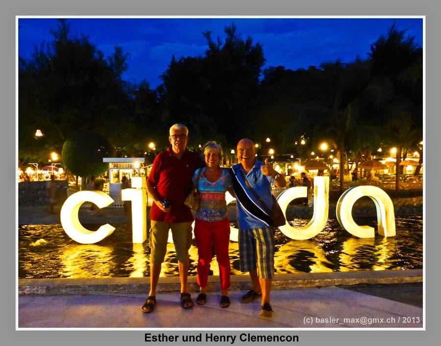 Cicada Market: Esther und Henry Clemencon