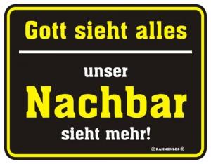 """Noch mehr solcher Schilder gibt es unter """"http://blog.racheshop"""".de"""