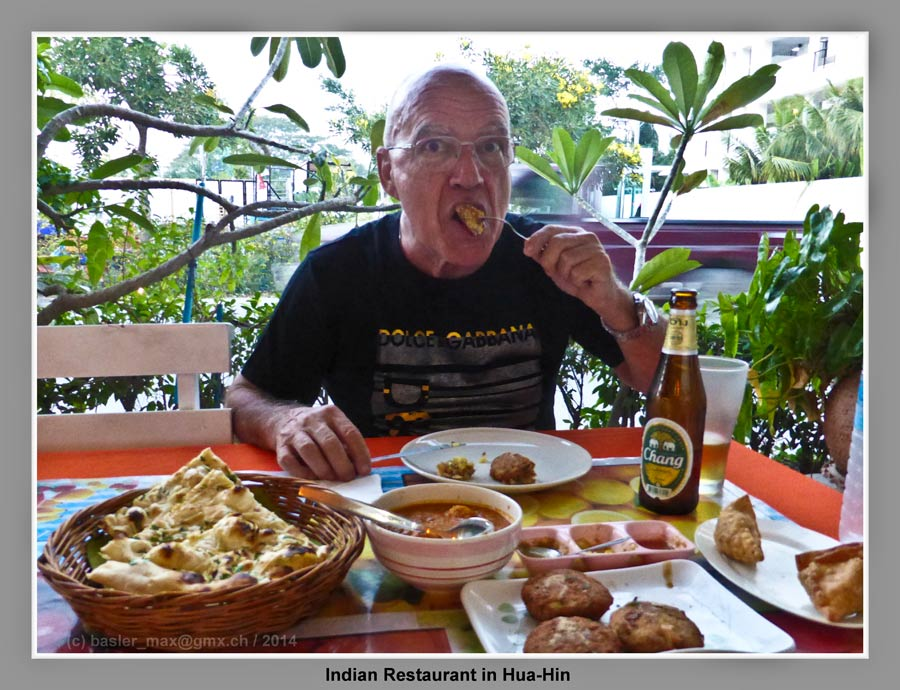 Hua-Hin Indian Food