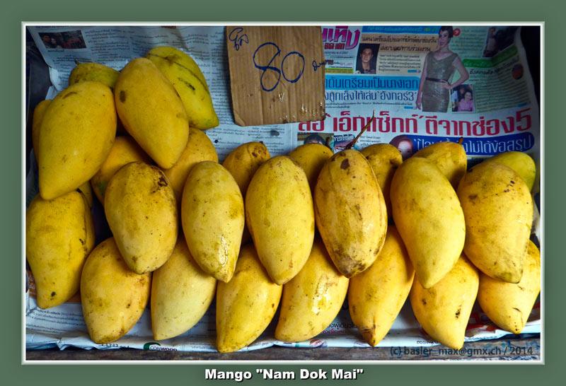 Mein Mango-Man