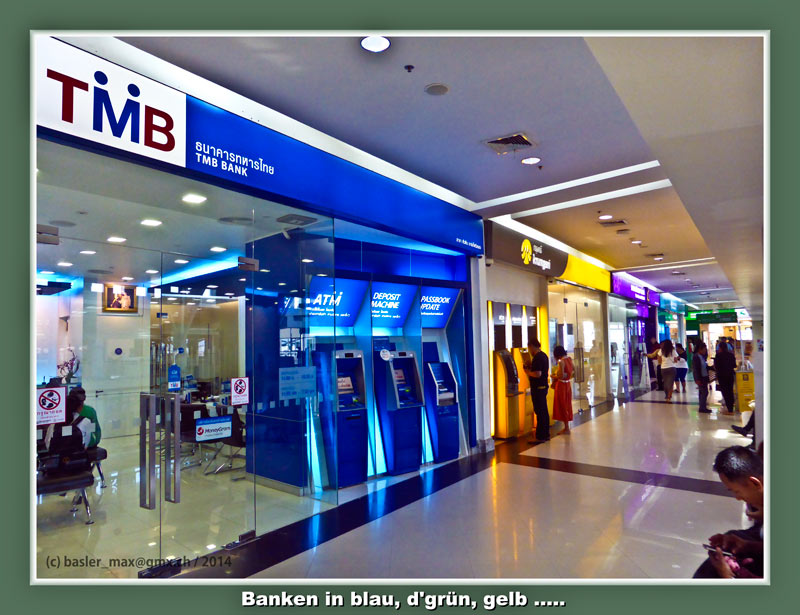 Banken in Thailand