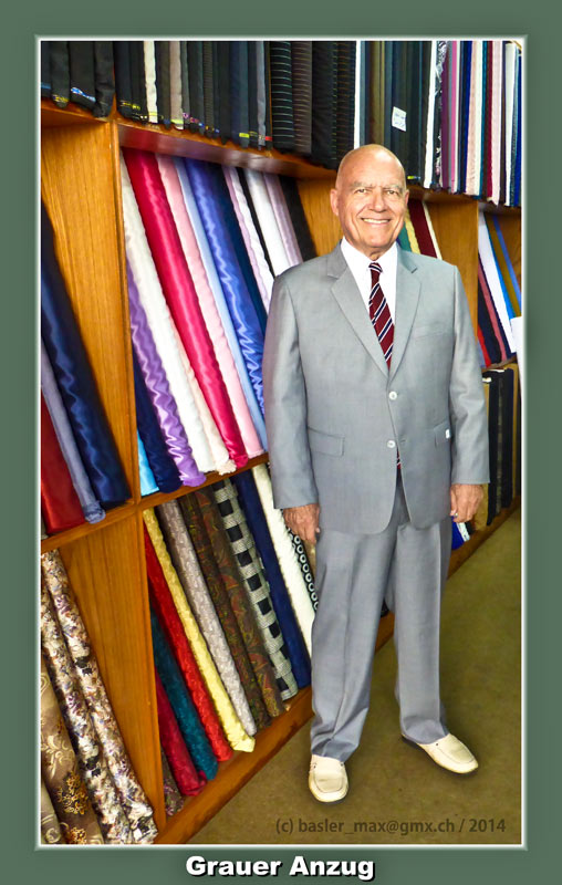 King Tailor: Anzug ist fertig