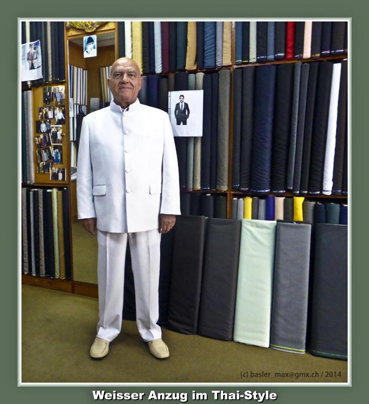 King Tailor: Anzug im Thai-Style ist fertig