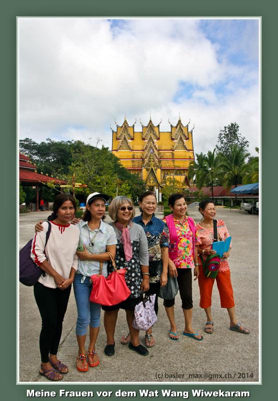 Sangkhlaburi Wat Wang Wiwekaram
