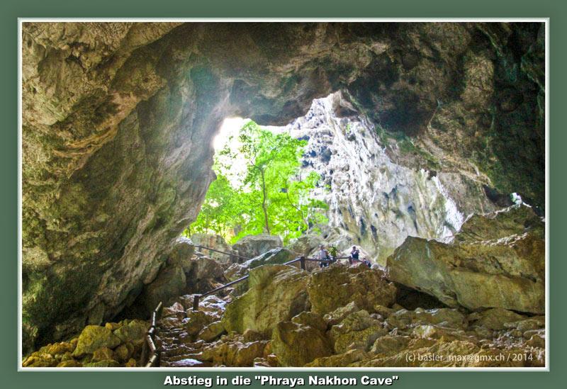 Khao Sam Roi Yot National Park: Phraya Nakhon Cave