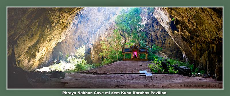 Khao Sam Roi Yot National Park: Phraya Nakhon Cave- Kuha Karuhas Pavillon
