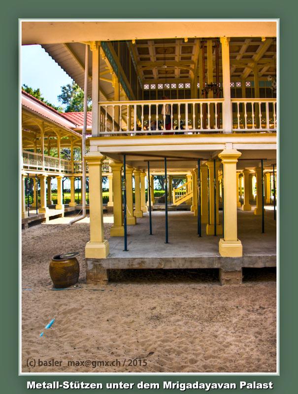 Hua-Hin - Cha-Am: Mrigadayavan Palast