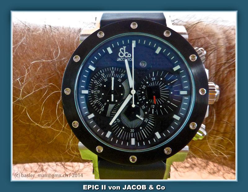 Meine EPIC-II von JACOB