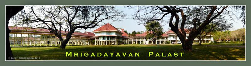 Hua-Hin Cha-Am: Mrigadayan Palace