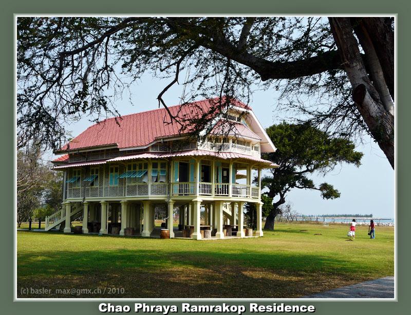 Hua-Hin Cha-Am: Mrigadayan Palace - Chao Phraya Ramrakop Residence