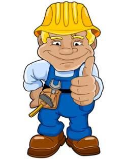 Arbeitskleidung-Heimwerker