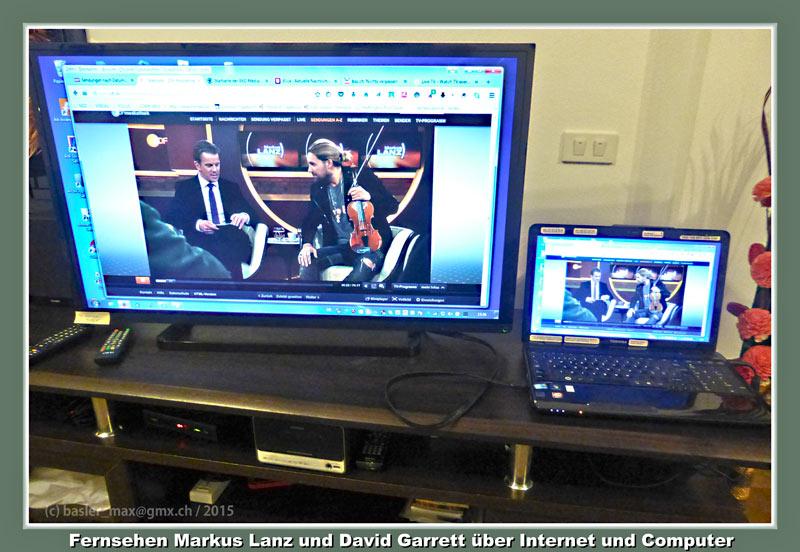 Mein Haus Soi 94, 34/144,  Dusit Land & House 10: TV David Garrett und Markus Lanz