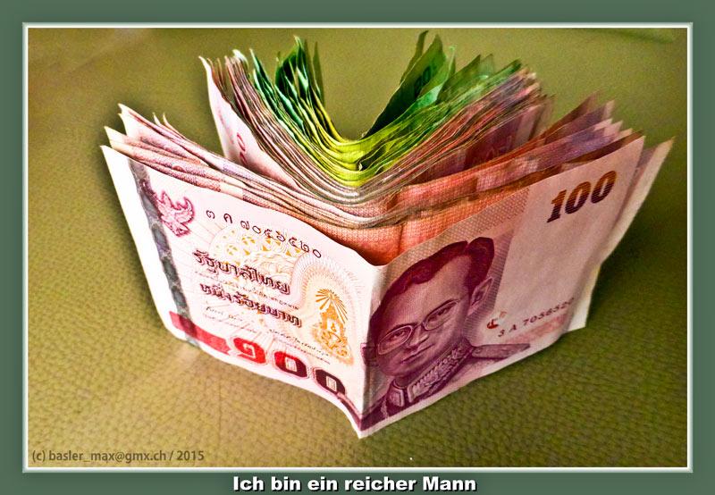 Baht, Thai, Geld, THB