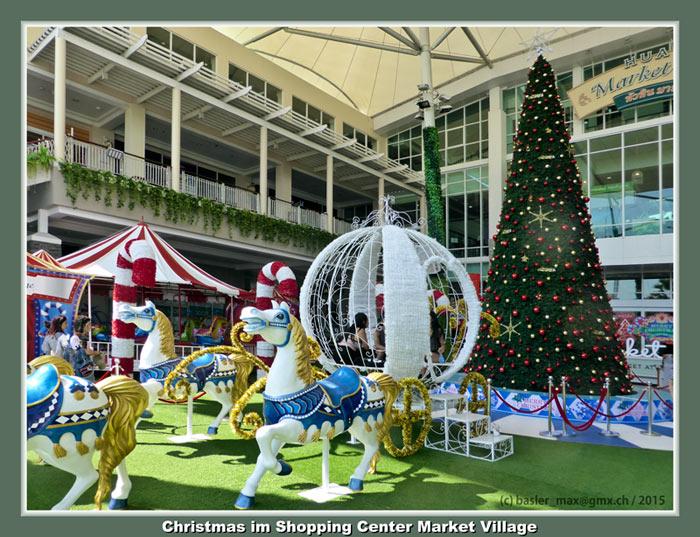 Hua-Hin Market Village Christmas