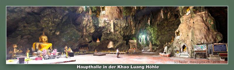 Phetchaburi Höhle Tempel Khao Luang