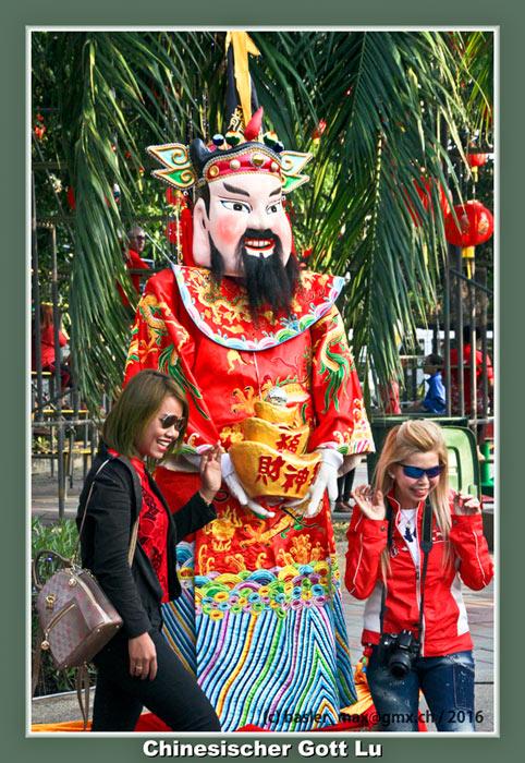 7. Feb. 2016: Hua-Hin Chinesisch Neujahr (Silvester)
