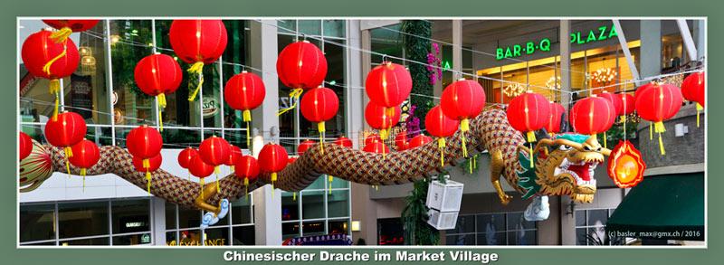 7. Feb. 2016: Hua-Hin Chinesisch Neujahr (Silvester):